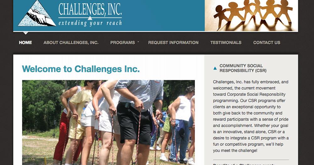 Challenges Inc.